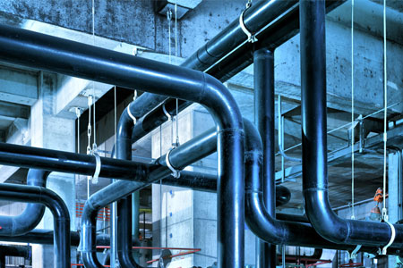 Plumbing Services For Industrial Clients Environmental